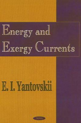 Energy & Exergy Currents: An Introduction to Exergonomics (Hardback)