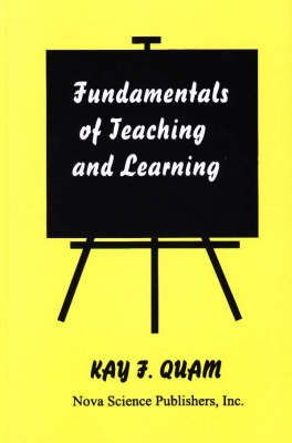Fundamentals of Teaching and Learning (Hardback)