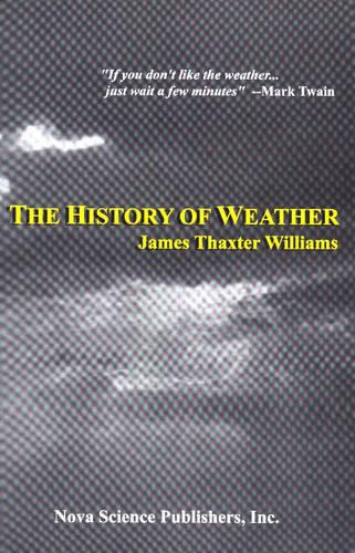 History of Weather (Paperback)