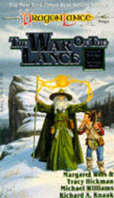 The War of the Lance - Dragonlance S.: Tales v. 3 (Paperback)