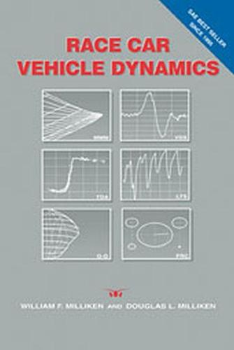 Race Car Vehicle Dynamics - Premiere Series (Hardback)