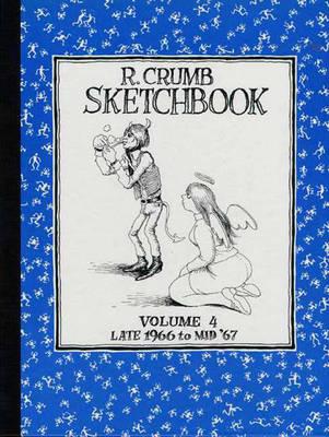 The R. Crumb Sketchbook Vol. 4 (Paperback)