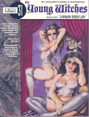 Young Witches, The Vol.2: Eros Graphic Albums (Paperback)