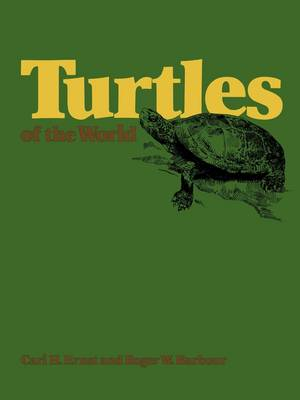Turtles of the World (Paperback)