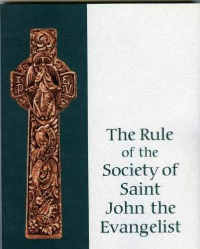 Rule of the SSJE (Paperback)