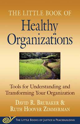 The Little Book of Healthy Organizations: Tools for Understanding and Transforming Your Organization (Paperback)