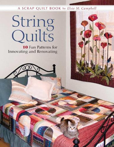 String Quilts: 10 Fun Patterns For Innovating And Renovating (Paperback)