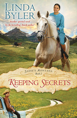 Keeping Secrets: Another Spirited Novel by the Bestselling Amish Author! (Paperback)