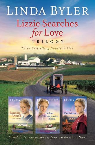 Lizzie Searches for Love Trilogy: Three Bestselling Novels In One (Paperback)