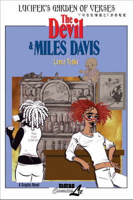 The Devil And Miles Davis: Lucifer's Garden of Verses Vol.4 (Hardback)