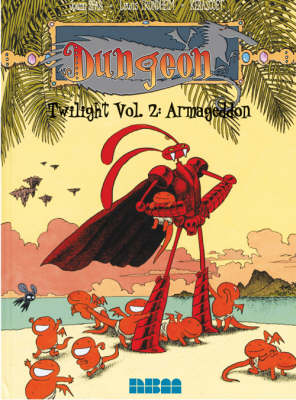 Dungeon: Twilight Vol.2 (Paperback)