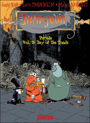 Dungeon Parade: Dungeon Parade Vol.2 Day of the Toads v. 2 (Paperback)