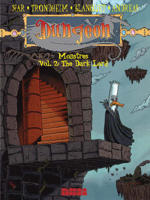Dungeon Monstres Vol.2: The Dark Lord (Paperback)