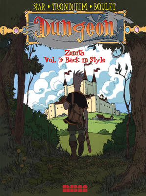 Dungeon: Dungeon Zenith Vol.3 Back in Style v. 3 (Paperback)