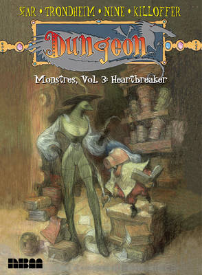 Dungeon Monstres: Dungeon Monstres Vol.3 Heartbreaker v. 3 (Paperback)