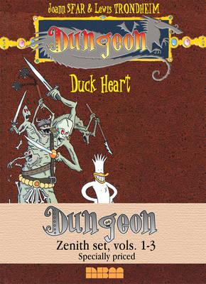 Dungeon Zenith Set Vol.1-3 (Paperback)