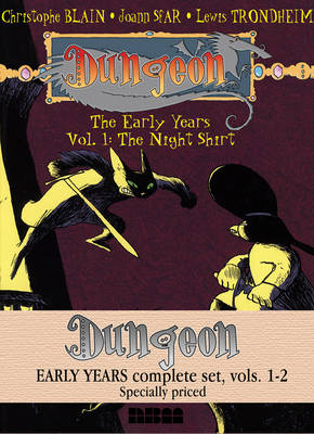 Dungeon, The Early Years Set (Paperback)