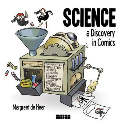 Science - A Discovery In Comics (Hardback)