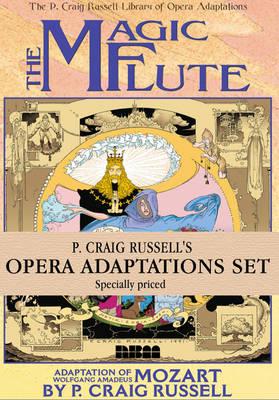 P. Craig Russell's Opera Adaptations Hardcover Set (Hardback)
