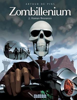 Zombiellenium Vol. 2: Human Resources (Paperback)