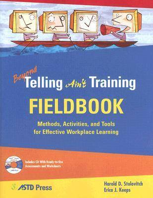 Beyond Telling Ain't Training Field Book