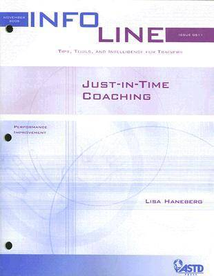 Just-in-time Coaching (Paperback)