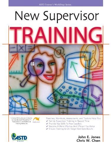 New Supervisor Training - ATD Workshop Series (Paperback)