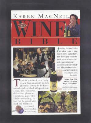 Wine Bible (Paperback)