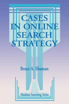 Cases in Online Search Strategy (Paperback)