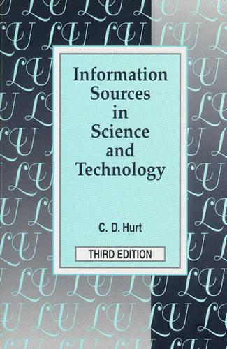 Information Sources in Science and Technology (Paperback)