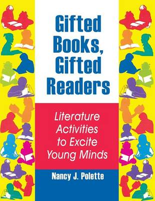 Gifted Books, Gifted Readers: Literature Activities to Excite Young Minds (Paperback)