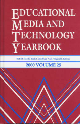 Educational Media and Technology Yearbook 2000: Volume 25 (Hardback)