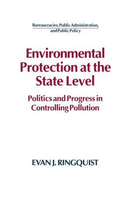 Environmental Protection at the State Level: Politics and Progress in Controlling Pollution: Politics and Progress in Controlling Pollution (Paperback)