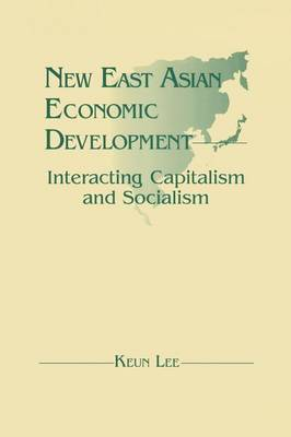 New East Asian Economic Development: The Interaction of Capitalism and Socialism: The Interaction of Capitalism and Socialism (Paperback)