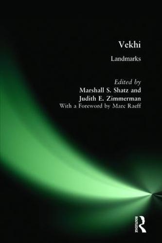 Vekhi: Landmarks (Hardback)
