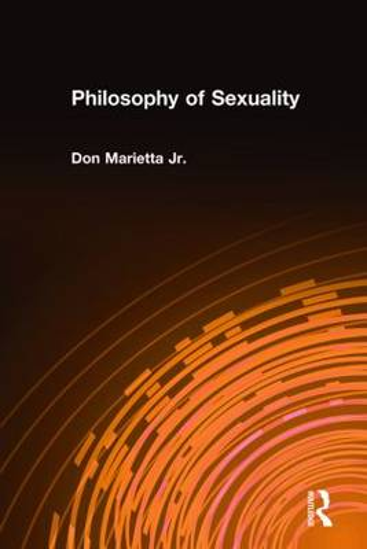 Philosophy of Sexuality (Hardback)
