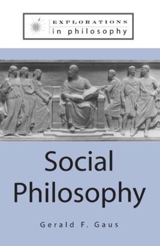 Social Philosophy (Paperback)