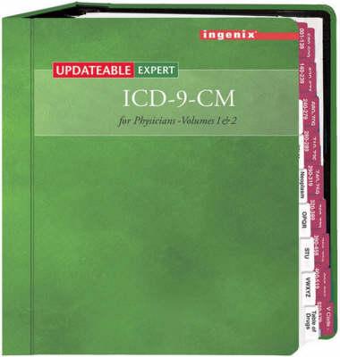 Updtable Icd9cm Exprt Physcian (Book)