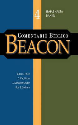 Comentario Biblico Beacon Tomo 4 (Hardback)