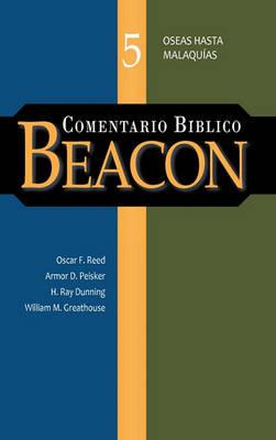 Comentario Biblico Beacon Tomo 5 (Hardback)
