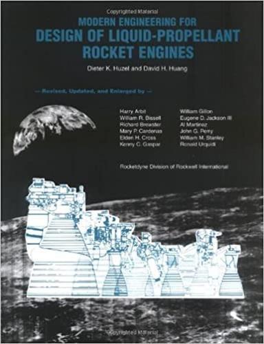 Modern Engineering for Design of Liquid-Propellant Rocket Engines - Progress in Astronautics and Aeronautics Series No 147 (Hardback)