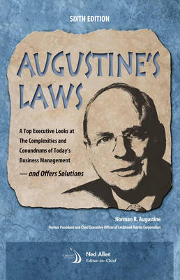 Augustine's Laws (Hardback)