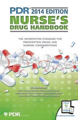 PDR Nurse's Drug Handbook (Paperback)
