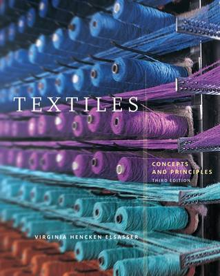 Textiles: Concepts and Principles (Paperback)