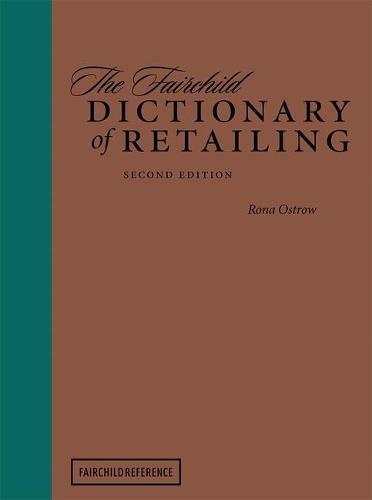 The Fairchild Dictionary of Retailing (Hardback)