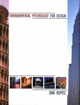 Environmental Psychology for Design (Hardback)
