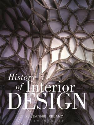 History of Interior Design (Hardback)
