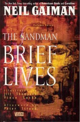Sandman TP Vol 07 Brief Lives (Paperback)
