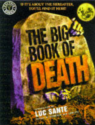 The Big Book of Death - Factoid books (Paperback)