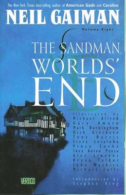 Sandman TP Vol 08 Worlds End (Paperback)